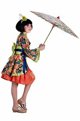 Princess Paradise Jade Kimono Costume Multicolor Halloween Dress Up](Kimono Halloween Costume)
