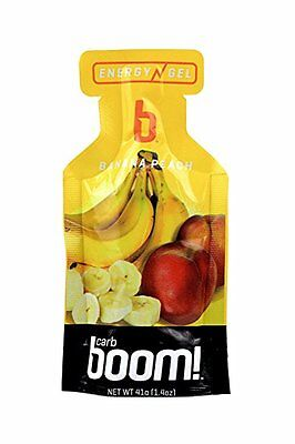 Carb Boom Variety Gel Pack 24Packets **Free Shipping**