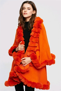 WOMEN'S NEW STYLE FASHION CAPES AND WRAPS FOR FALL SEASON.