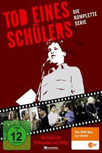 2 DVDs * TOD EINES SCHÜLERS - KOMPLETTE SERIE # NEU OVP!