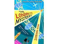 The London Eye Mystery book
