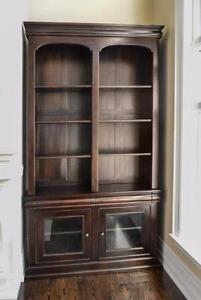 Modern and Elegant Custom Solid Wood Bookcases