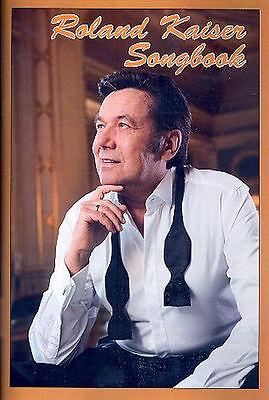 Roland Kaiser Songbook - Album Gesang und Klavier