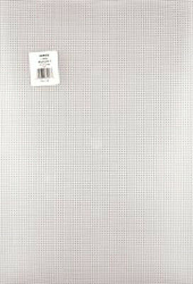"Clear - Plastic Canvas 7 Count 12""X18"""