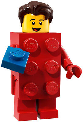 NEW LEGO MINIFIGURE​​S SERIES 18 71021 - LEGO Brick Suit Costume Guy