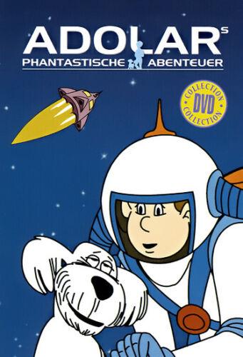 Adolars phantastische Abenteuer - 2 DVD