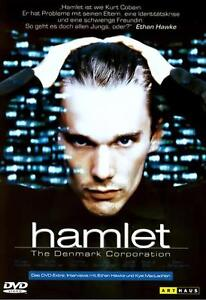 Hamlet - The Denmark Corporation  - DVD - NEU & OVP