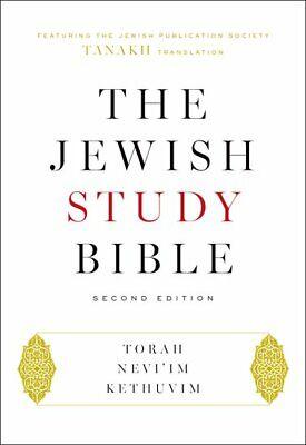 The Jewish Study Bible 9780199978465 Hardback