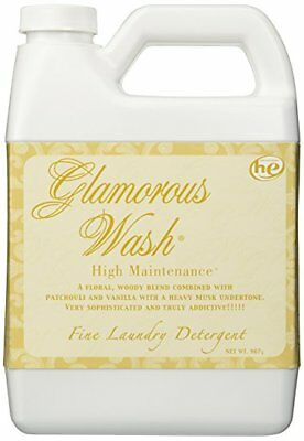 TYLER Glamour Wash Fine Laundry Detergent High Maintenance 32 Fluid Ounce 907 g 32 Ounce Laundry Detergent
