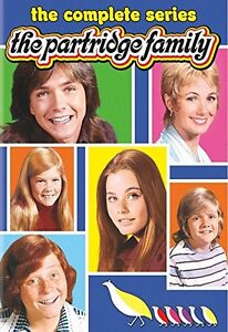 Brand New- The Partridge Family- The Complete Series DVD Set Sarnia Sarnia Area image 1