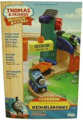 THOMAS the TANK & FRIENDS - YEARBOOK 2010, VOL XVI *NEW* W/STICKERS/ACTIVITIES!