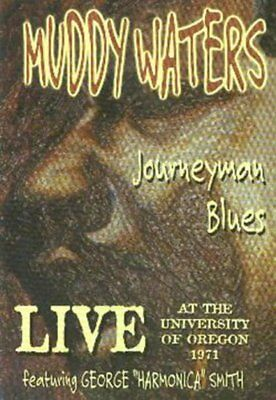 (Muddy Waters Ft. ''Harmonica'' - Journey Man Blues: Live at ... DVD NEU OVP)