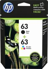 HP #63 Combo Ink Cartridges 63
