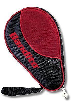Bandito Tischtennis-Schlägerhülle, Tischtennisschläger-Tasche, Schlägertasche