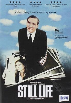 Still Life NEW PAL Arthouse DVD Uberto Pasolini Eddie Marsan Joanne Froggatt