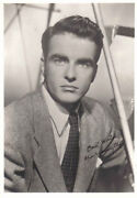 Montgomery Clift Signed