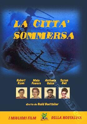 d4d931e8caa3 City Beneath the Sea NEW PAL Cult DVD Budd Boetticher Robert Ryan