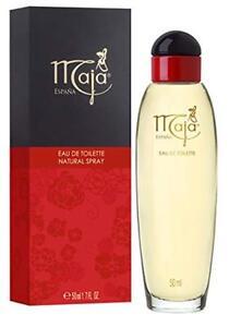 Maja Perfume By Maja Myrurgia 1.7 oz EDT Spray For Women NEW IN BOX SEALED