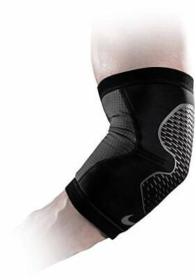 0f8d03b698 New Nike Pro Hyperstrong Elbow Sleeve LARGE Adult Men's Women's Dri-Fit  Black