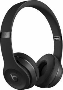 Beats Solo3 Wireless On-Ear (In-Box) Black Matte