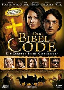 % DVD * DER BIBELCODE   | COSMA SHIVA HAGEN # NEU OVP