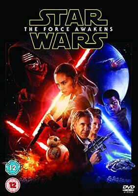 Star Wars: The Force Awakens [DVD] [2015] [New & Sealed]