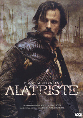 Alatriste NEW PAL Arthouse DVD Viggo Mortensen Elena An