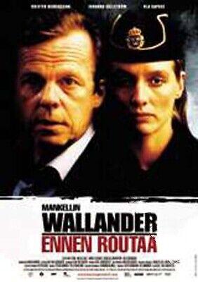 Wallander - Before the Frost NEW PAL Cult DVD Krister Henriksson Sweden