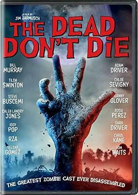 Halloween Date 2019 (The Dead Don't Die DVD Free Shipping PreOrder Release date)