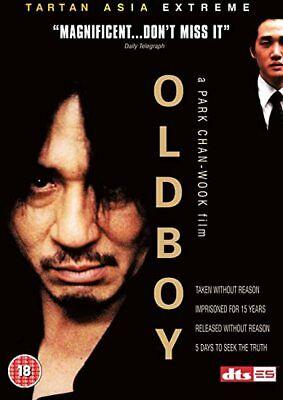 Oldboy (1 Disc) [2003] [DVD] [New & Sealed]