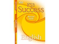 Letts English Revision Guide Key Stage 3