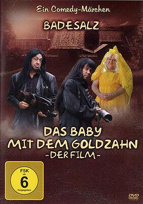Badesalz - Das Baby mit dem Goldzahn - Der Film - DVD