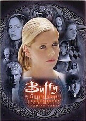 Buffy The Vampire Slayer: Season 7 - 90 Card Basic/Base Set