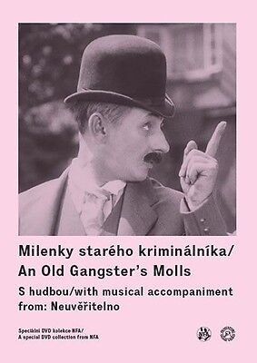 Milenky stareho kriminalnika (An Old Gangster's Molls) Czech DVD English (Gangster Molls)