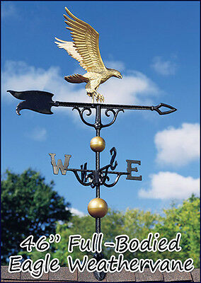 Whitehall Eagle Weathervane 46