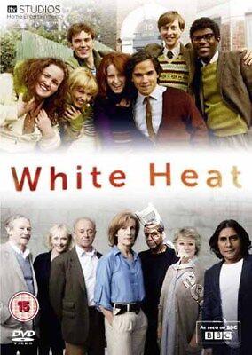 White Heat NEW PAL Cult Series 2-DVD Set John Alexander MyAnna Buring S. Claflin
