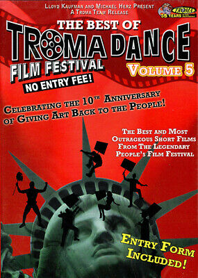 The Best of Troma Dance Film Festival: Volume 5 (DVD)