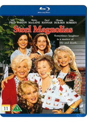 Steel Magnolias NEW Cult Blu-Ray Disc Herbert Ross Sally Field Julia Roberts for sale  Shipping to Canada