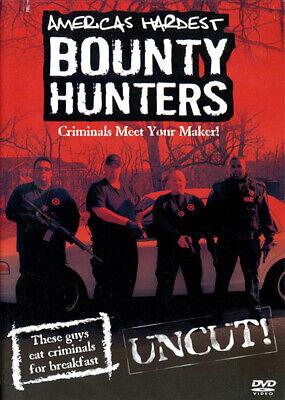 America's Hardest Bounty Hunters (DVD) **New**