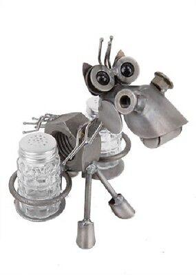 Yardbirds - Functional - Chubby Nut Horse Salt & Pepper Holder - F295