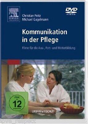 DVD, KOMMUNIKATION IN DER PFLEGE, Filme für die Aus-, Fort- und Weiterbildung,