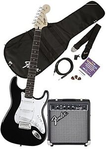 Squier by Fender Affinity Strat Pack Electric Guitar Strathcona County Edmonton Area image 1