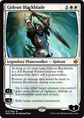 Magic//Mtg Signature Spellbook: Gideon Rest in Peace Near Mint