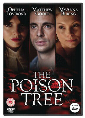 The Poison Tree NEW PAL Series DVD Marek Losey Ophelia Lovibond Matthew Goode