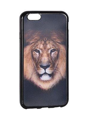 H LLE HOLOGRAMM 3D MUSTER LION L WE F R LG K8 K350N HANDY TASCHE COVER CASE