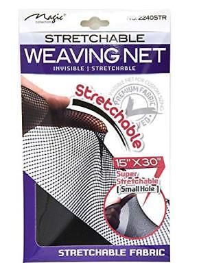 MAGIC COLLECTION WEAVING NET STRETCHABLE # 2240 STR