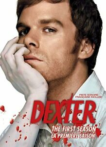 Dexter, Season 1, 2, 3, 4, 5, 6, 7 and 8 English / French DVD