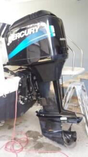 2001 Mercury 150hp EFI V6 Saltwater Series Outboard Jamisontown Penrith Area Preview
