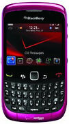 New Verizon Blackberry Curve
