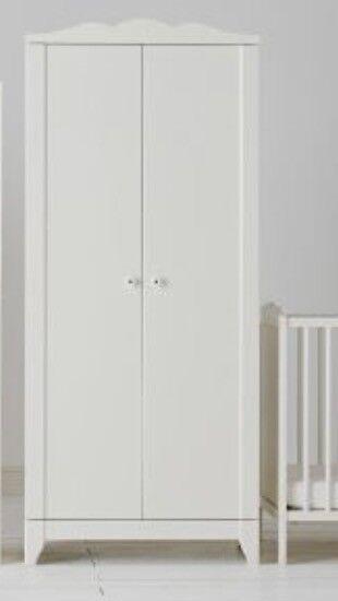 Ikea Children S Wardrobe Kids White